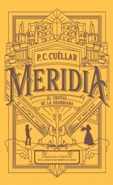 portada Meridia el Cristal de la Guardiana