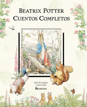 portada Cuentos Completos Beatrix Potter