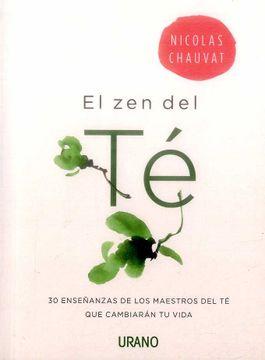 portada El zen del te