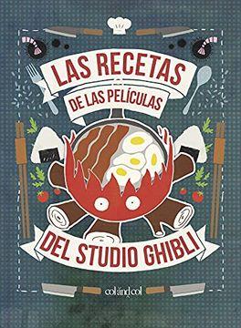 portada Las Recetas de las Películas del Studio Ghibli: 1 (Cook&Play)