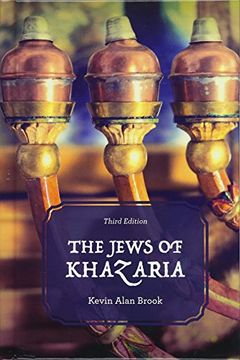 portada The Jews of Khazaria (libro en inglés)