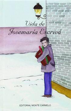 portada Vida de Jose María Escrivá (Gente Menuda)