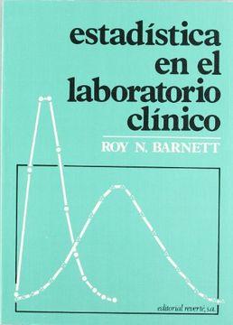 portada Estadística Laboratorios Clínicos 1º Edicion