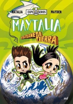 portada Maytalia y el Planeta Tierra