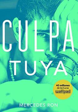 portada Culpa Tuya