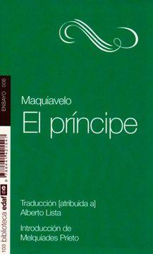portada Principe, el. (Nueva Biblioteca Edaf)