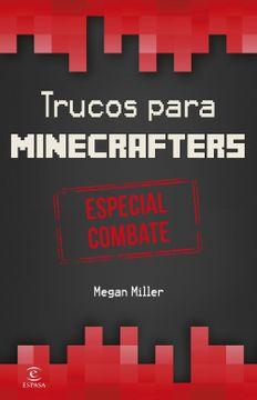 portada Minecraft. Trucos Para Minecrafters: Especial Combate