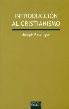 portada Introducción al Cristianismo