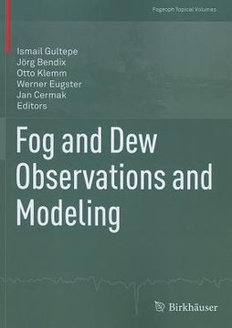 portada fog and dew observations and modeling