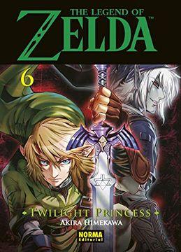 portada The Legend of Zelda Twilight Princess 6