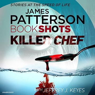 portada Killer Chef: BookShots