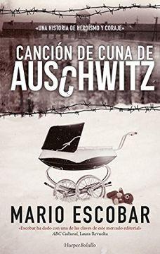 portada Canción de cuna de Auschwitz (HARPER BOLSILLO)