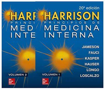 portada Harrison Principios De Medicina Interna