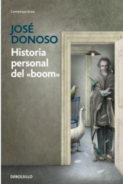 portada Historia Personal Del «Boom»