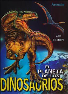 portada El Planeta de los Dinosaurios