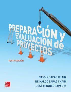 portada Preparacion y Evaluacion de Proyectos