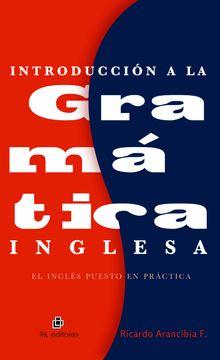 portada Introducción a la gramática Inglesa