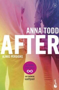 portada After. Almas Perdidas (Serie After 3) (Bestseller)