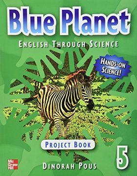 portada Blue Planet 5 Project Book