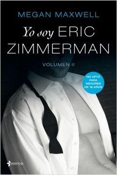 portada Yo soy Eric Zimmerman. Vol 2