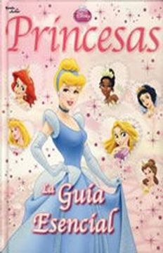 portada Princesas. Guía Esencial