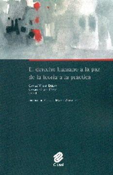 portada Drerecho Humano A La Paz: De La Teoria A La Practica