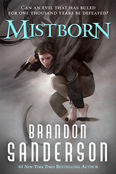 portada Mistborn: The Final Empire (libro en Inglés)