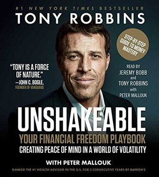 portada Unshakeable: How to Thrive (Not Just Survive) in the Coming Financial Correction