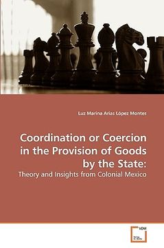 portada coordination or coercion in the provision of goods by the state