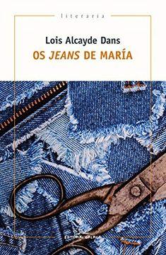 portada Lg400. Os Jeans de Maria (g) (libro en Galician)