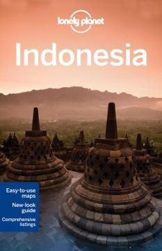 portada lonely planet indonesia