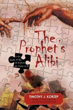 portada the prophet`s alibi