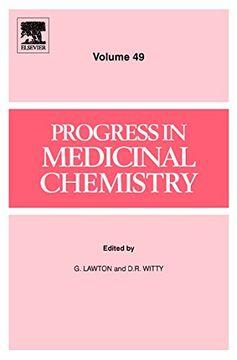 portada Progress in Medicinal Chemistry (libro en Inglés)