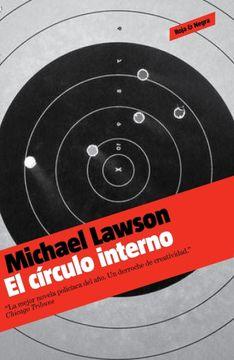 portada El Círculo Interno (Joe Demarco 1) (Roja y Negra)