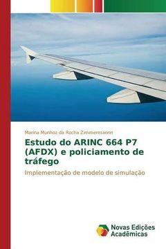 portada Estudo do ARINC 664 P7 (AFDX) e policiamento de tráfego