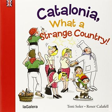 portada Catalonia, what a strange place! (Tradiciones)