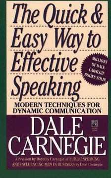 portada The Quick and Easy way to Effective Speaking (libro en inglés)