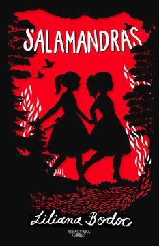 portada Salamandras (Elementos 2)