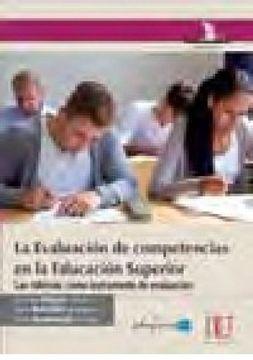 portada Evaluacion de Competencias en la Educacion Superior, la. Las Rubricas Como Instrumento de Evaluacion