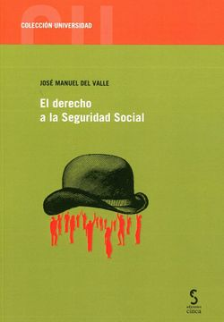 portada El Derecho a la Seguridad Social (Universidad)