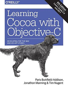 portada Learning Cocoa With Objective-C: Developing for the mac and ios app Stores (libro en Inglés)