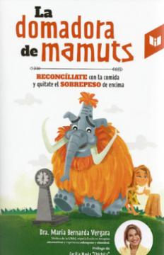 portada La Domadora de Mamuts