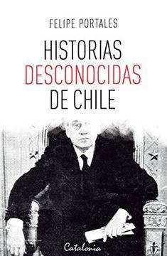 portada Historias Desconocidas de Chile