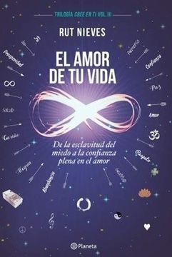 portada El Amor de tu Vida (Cree en ti #3)