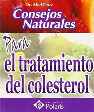 portada Consejos Naturales Para el Tratamiento del Colesterol
