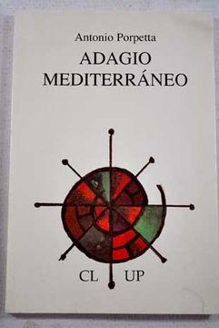 portada Adagio Mediterráneo: Fábulas y Ensueños