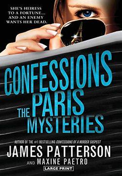 portada Confessions: The Paris Mysteries (libro en Inglés)