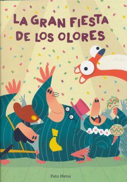 portada La Gran Fiesta de los Olores (Somos8) (libro en Inglés)