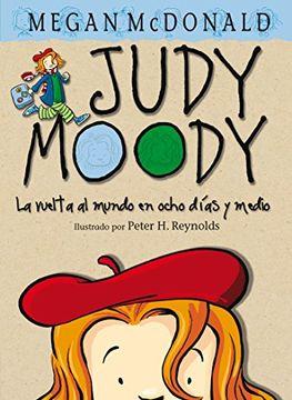portada Judy Moody da la Vuelta al Mundo en Ocho