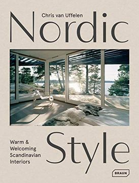 portada Nordic Style: Warm & Welcoming Scandinavian Interiors (libro en Inglés)